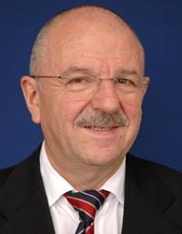 Manfred Kremer, ehemaliger Präsident des BIBB